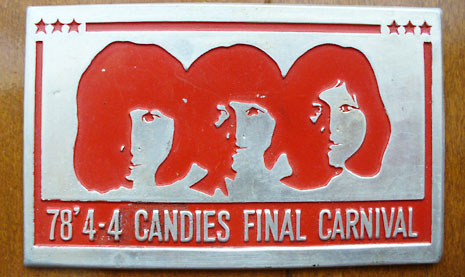 78'4-4 CANDIES FINAL CARNIVAL