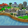 イラストレーション – 013 Virtual Island