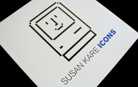 Susan Kare ICONS book
