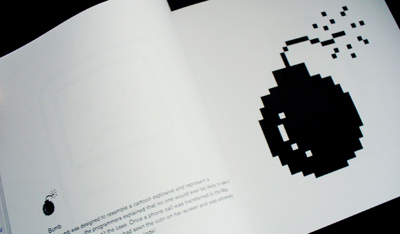 SUSAN KARE ICONS  ART BOOK